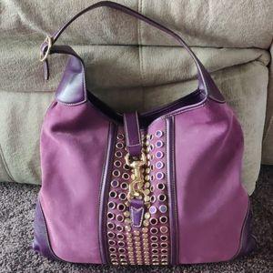 Handbags - Gucci Jackie O Bouvier studded hobo